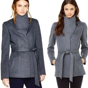 Aritzia BABATON Spencer Wool Coat